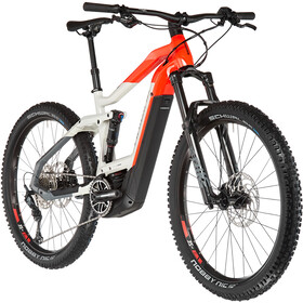 HAIBIKE FullSeven 9, cool grey/red